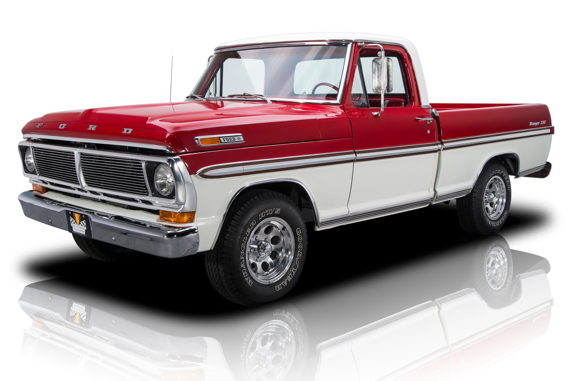hight resolution of award winning frame off restored f100 390 v8 auto ps ac disc brakes