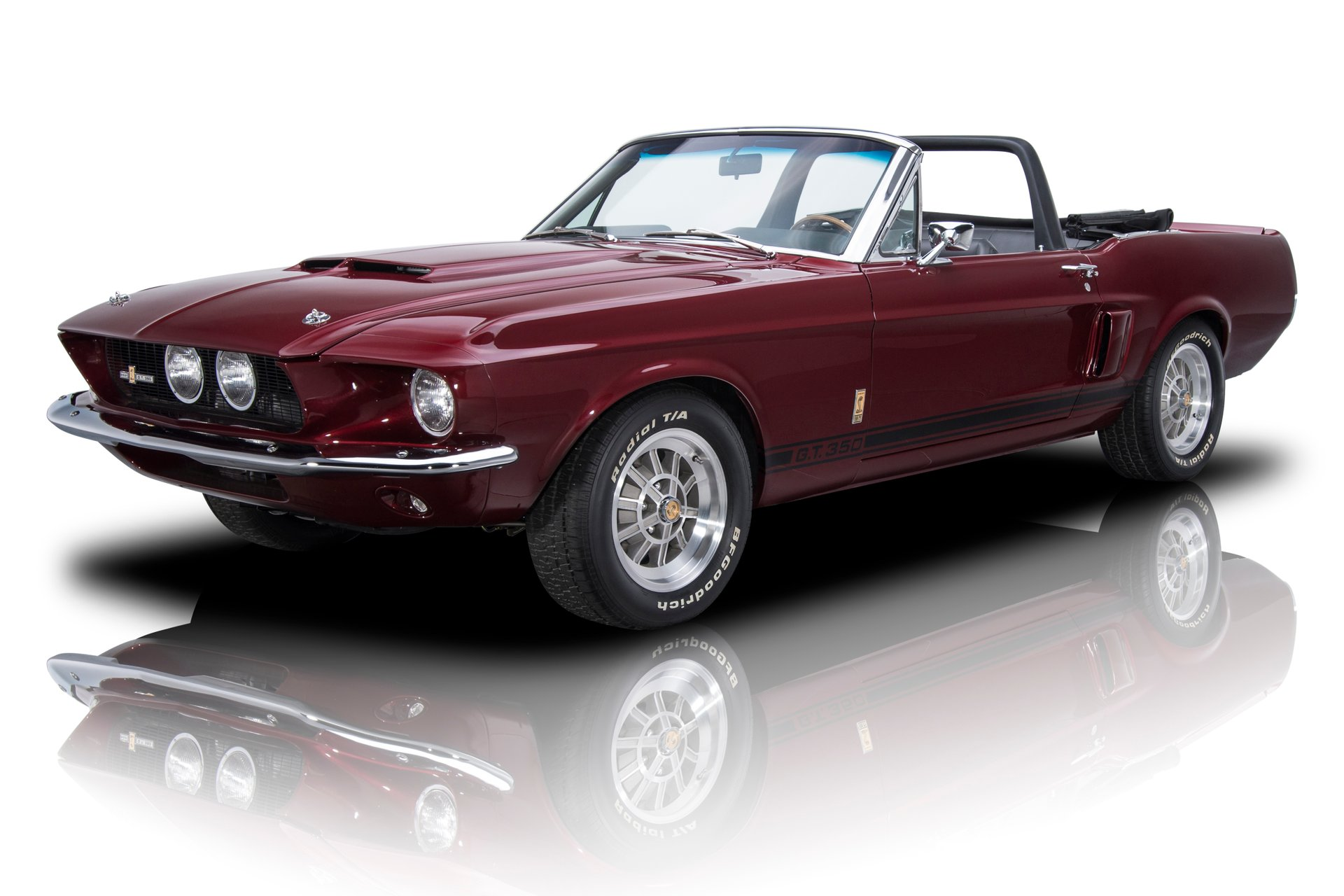 hight resolution of ground up built shelby gt350 conv tribute 331 stroker v8 5spd air conditioning