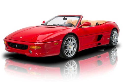small resolution of 27 052 actual mile f355 spider 3 5l 40v v8 6 speed serviced