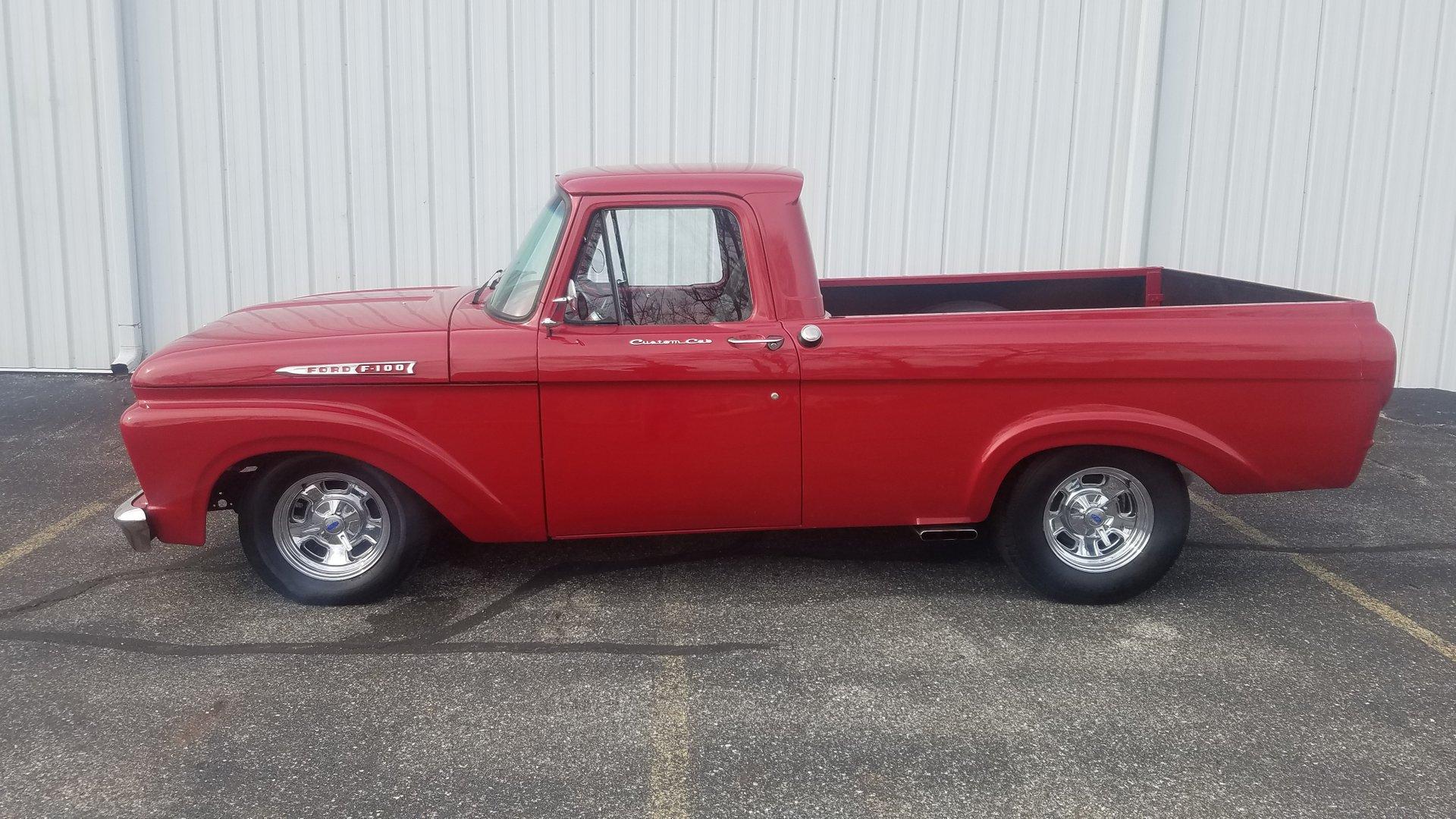 hight resolution of 1961 ford f 100 custom cab unibody