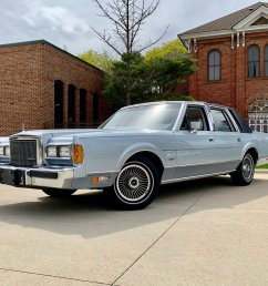 1989 lincoln town car for sale  [ 1920 x 1440 Pixel ]