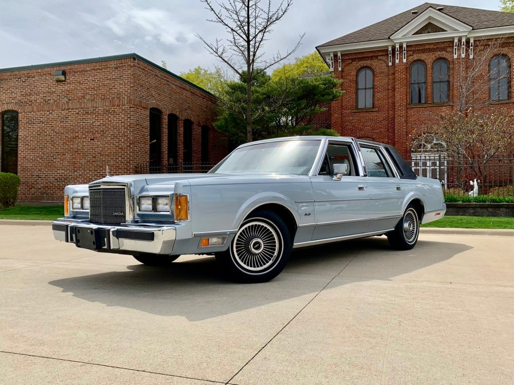 medium resolution of 1989 lincoln town car for sale