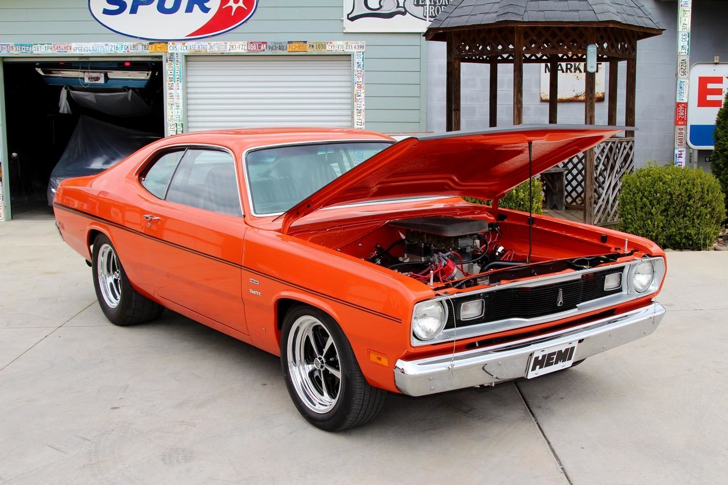 hight resolution of  1970 plymouth duster for sale