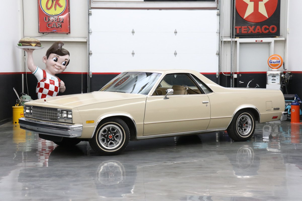 hight resolution of  1982 chevrolet el camino for sale