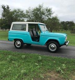1966 ford bronco  [ 1920 x 1440 Pixel ]