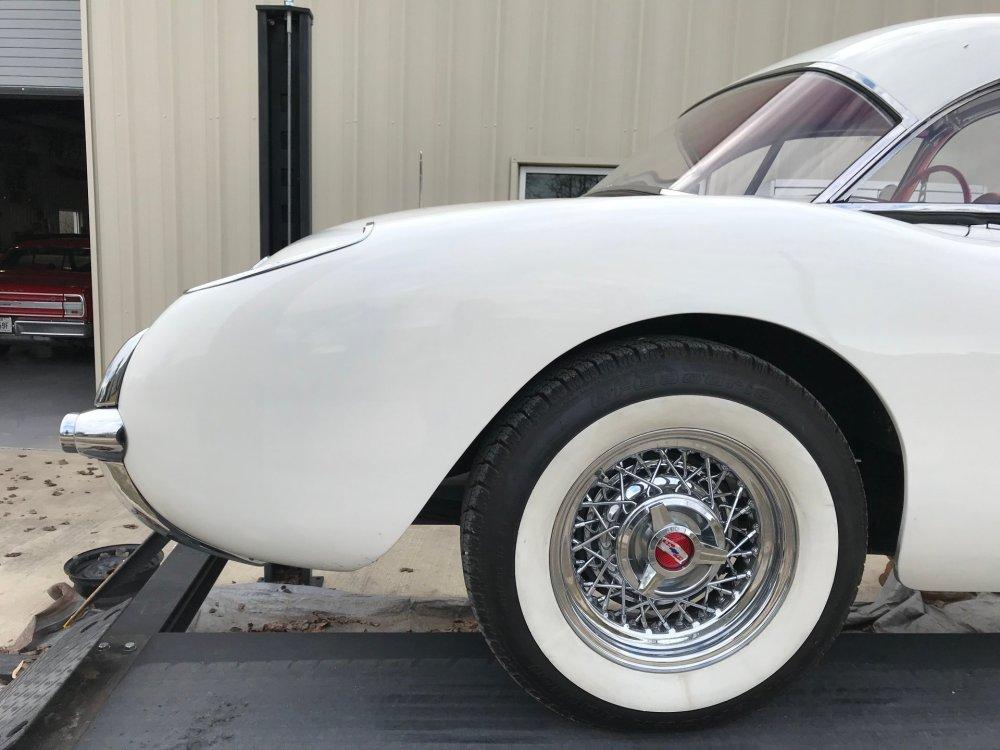 medium resolution of  1957 chevrolet corvette for sale