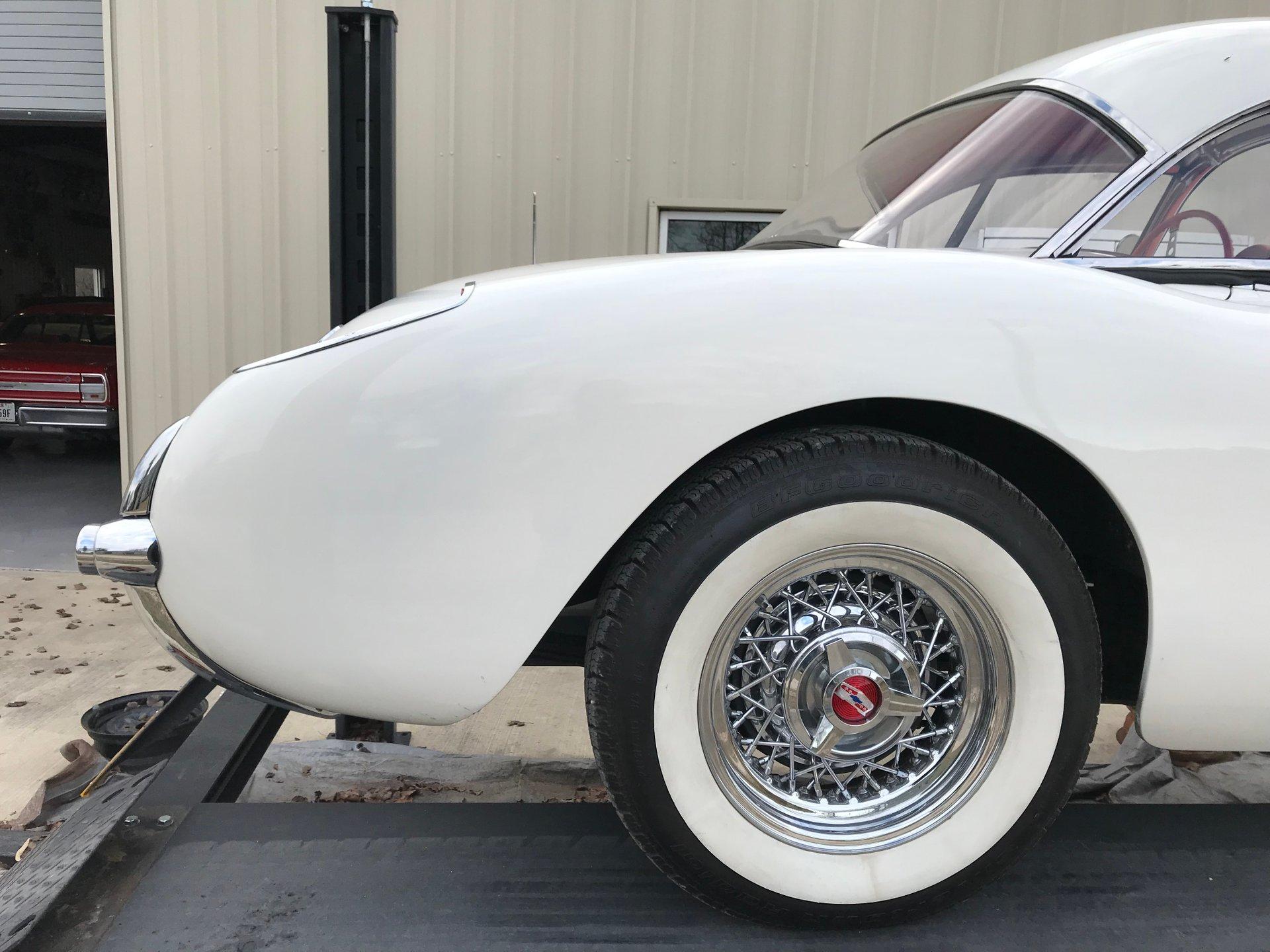 hight resolution of  1957 chevrolet corvette for sale