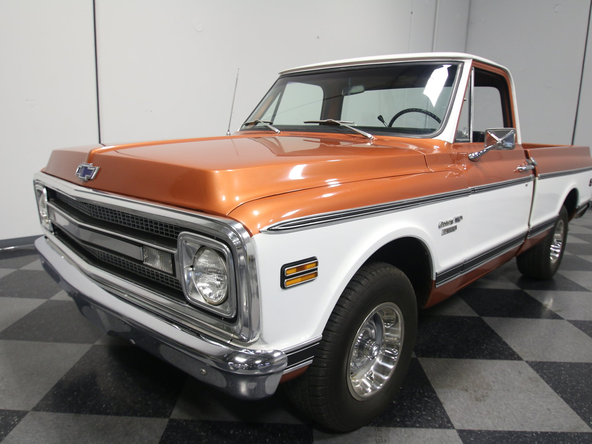 hight resolution of email us about this 1970 chevrolet c10 custom
