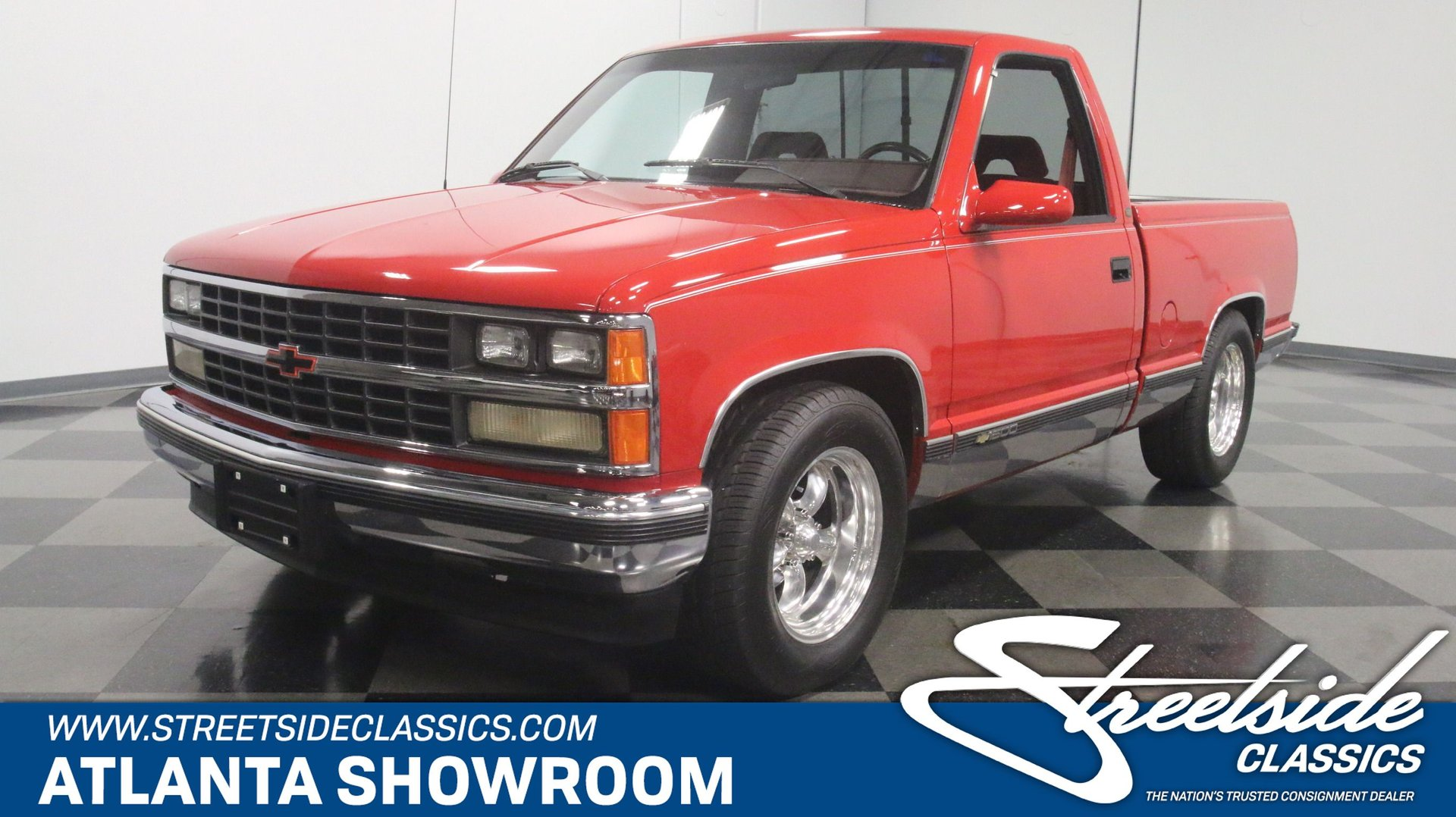 hight resolution of for sale 1989 chevrolet silverado spincar view play video