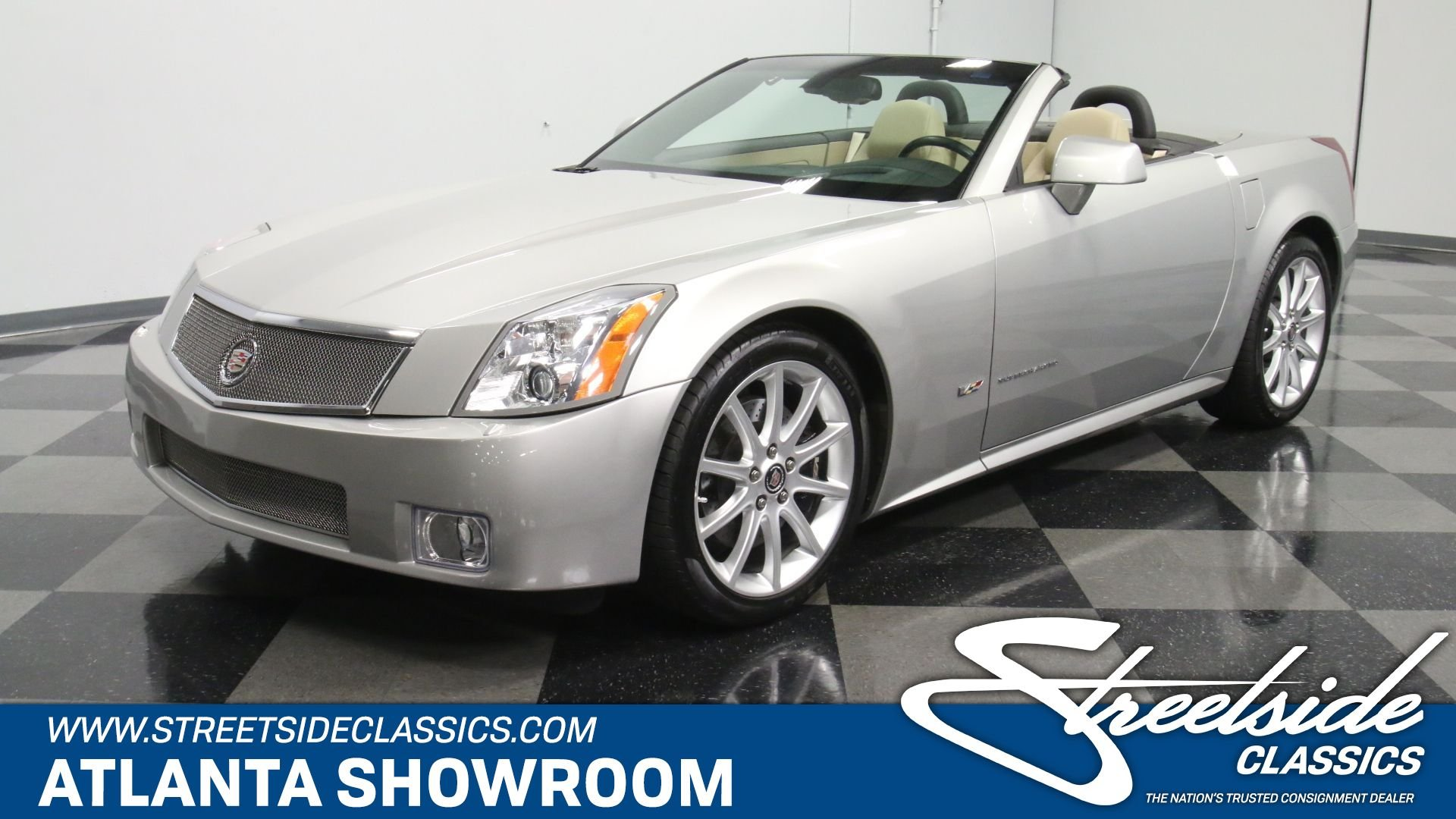 hight resolution of 2007 cadillac xlr v for sale