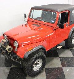 for sale 1983 jeep cj7  [ 1920 x 1438 Pixel ]