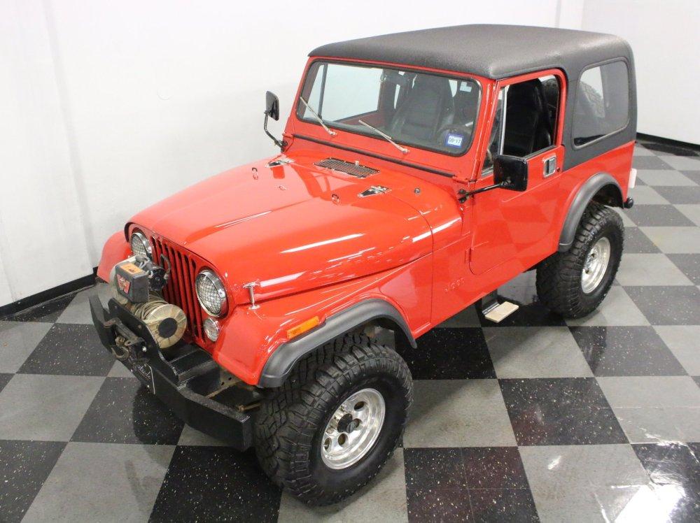medium resolution of  for sale 1983 jeep cj7