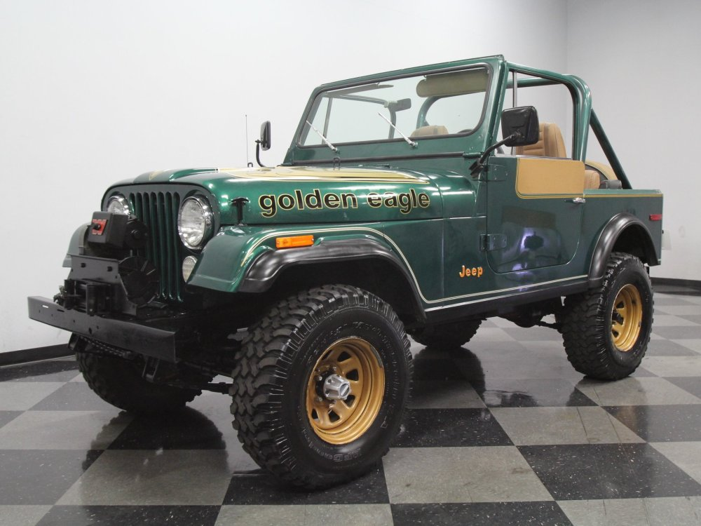 medium resolution of for sale 1980 jeep cj7 spincar view play video view 360