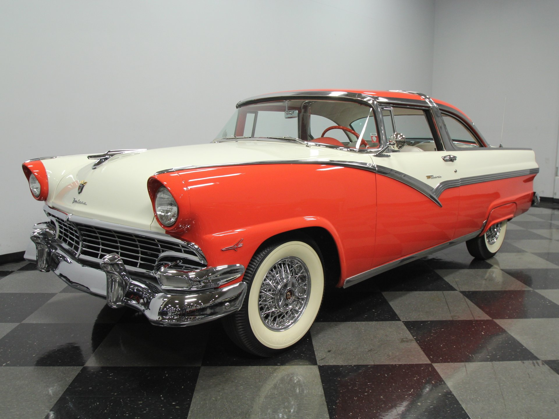 hight resolution of email us about this 1956 ford fairlane crown victoria
