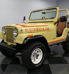 email us about this 1981 jeep cj5 renegade [ 1920 x 1438 Pixel ]