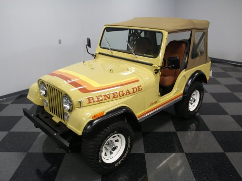 small resolution of you may also be interested in 1974 jeep cj5 renegade