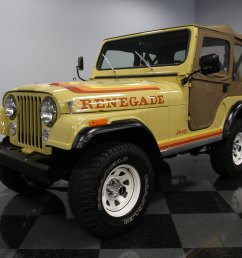 you may also be interested in 1974 jeep cj5 renegade [ 1920 x 1438 Pixel ]