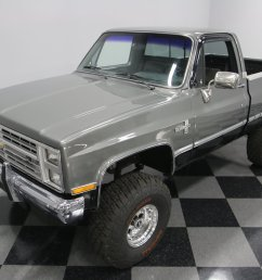 for sale 1987 chevrolet k 10 spincar view play video view 360 [ 1920 x 1440 Pixel ]