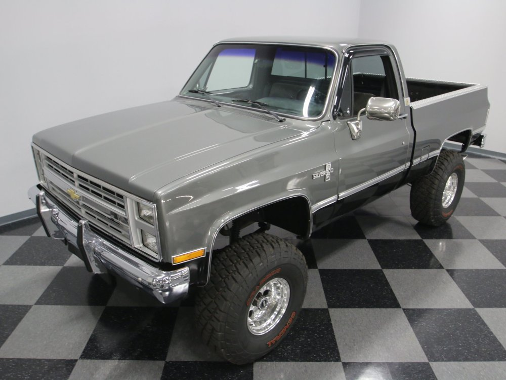 medium resolution of for sale 1987 chevrolet k 10 spincar view play video view 360