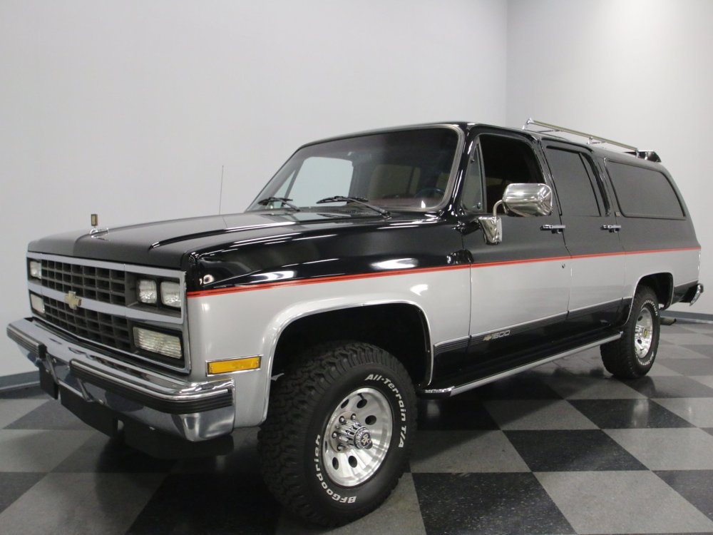 medium resolution of 1989 chevrolet suburban for sale