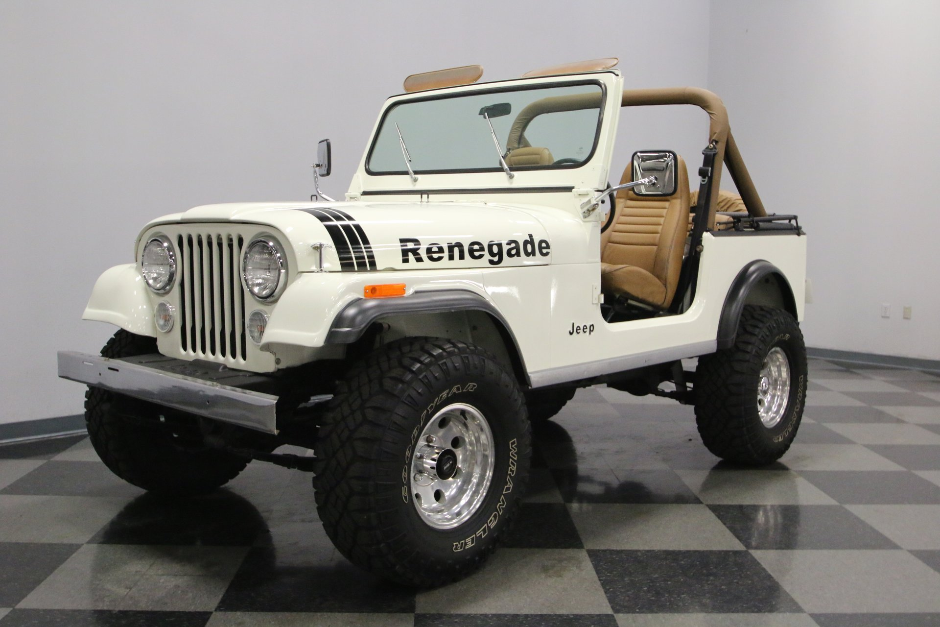hight resolution of email us about this 1985 jeep cj7 renegade