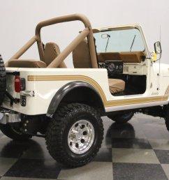 for sale 1985 jeep cj7 spincar view view 360 [ 1920 x 1280 Pixel ]