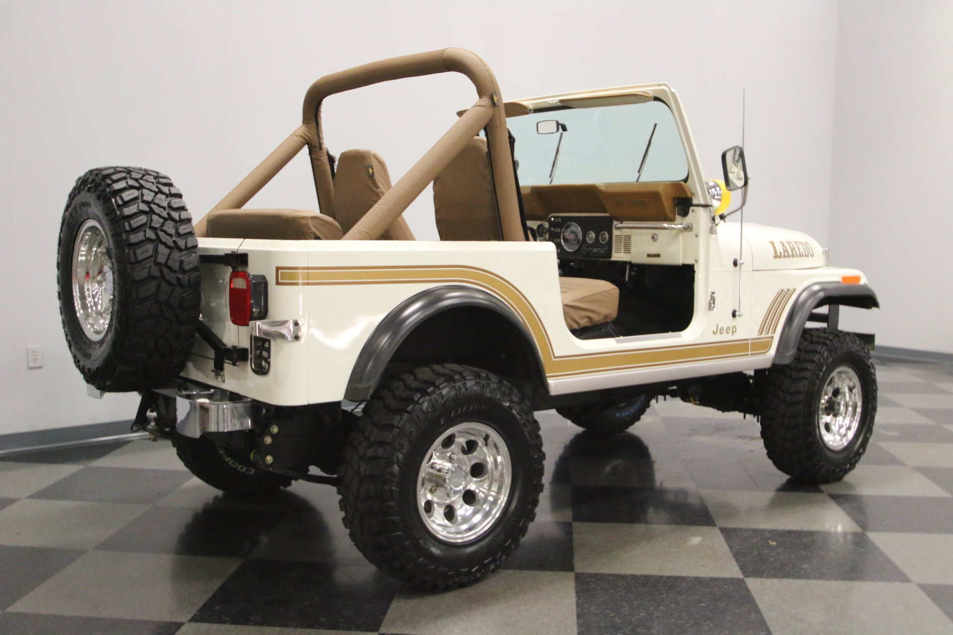 hight resolution of for sale 1985 jeep cj7 spincar view view 360