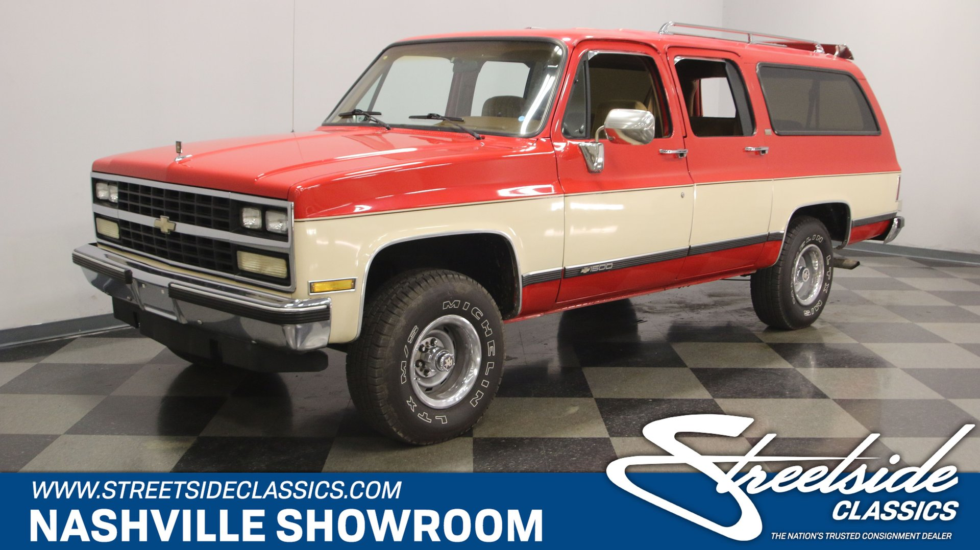 hight resolution of email us about this 1989 chevrolet suburban