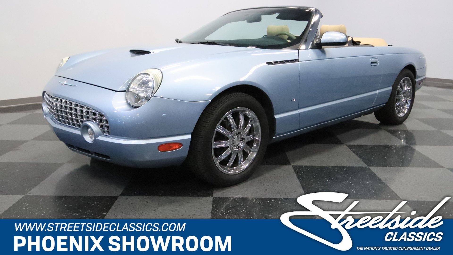 hight resolution of 2004 ford thunderbird for sale