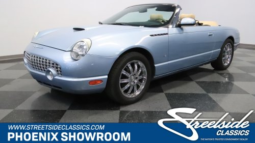 small resolution of 2004 ford thunderbird for sale