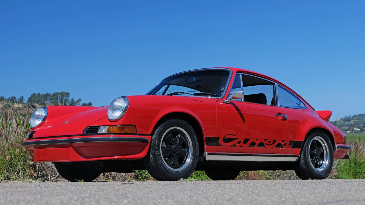 hight resolution of 1973 porsche 911 rs for sale