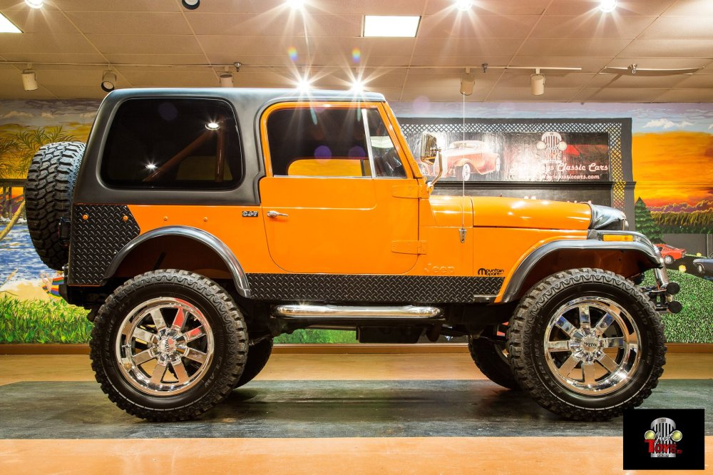 medium resolution of 1978 jeep cj 7 for sale