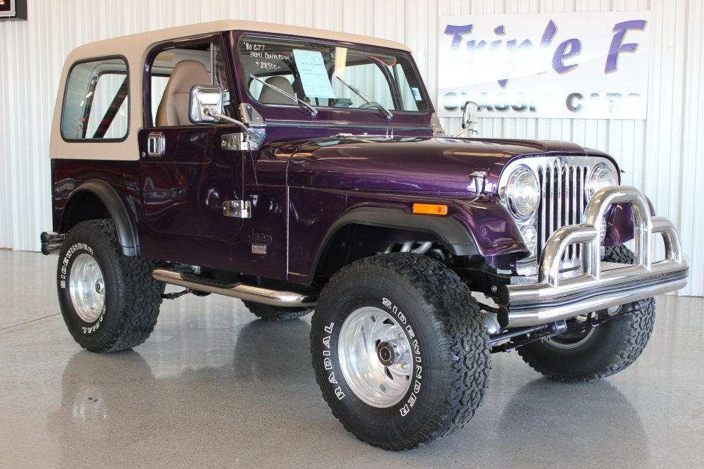 medium resolution of 1980 jeep cj