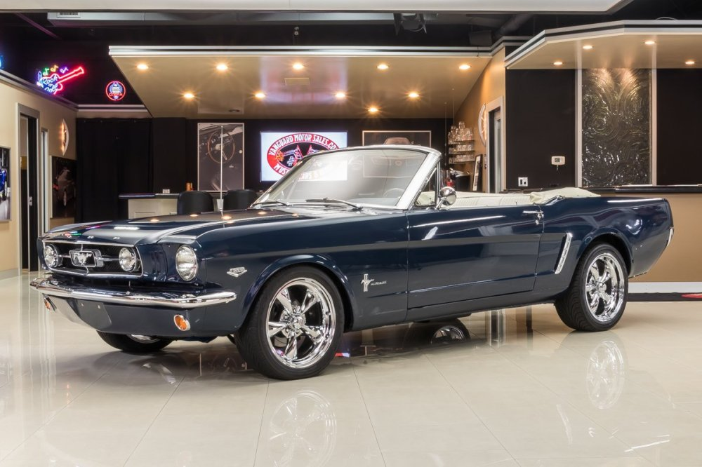 medium resolution of 1965 ford mustang convertible