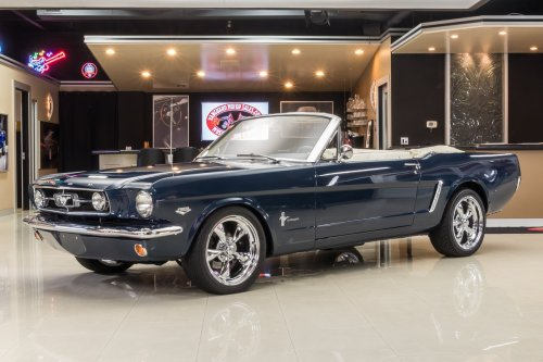 small resolution of 1965 ford mustang convertible