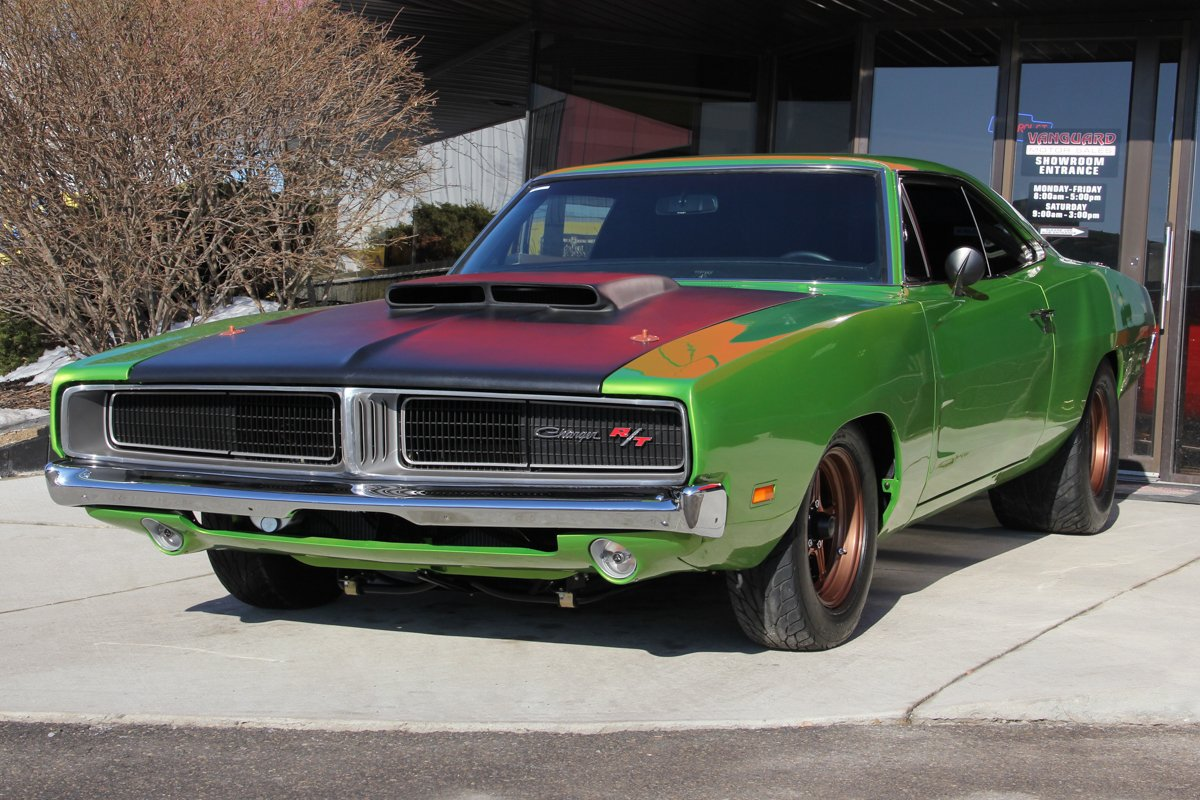 1969 dodge charger classic