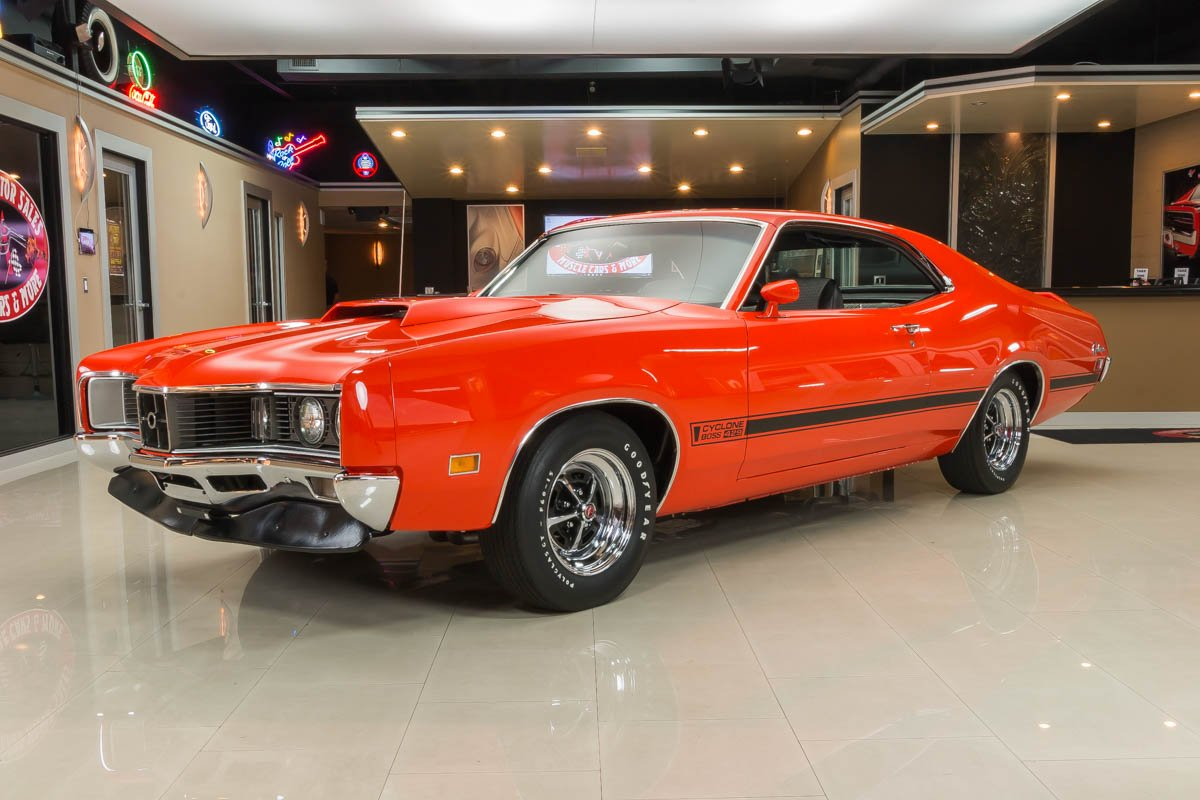 hight resolution of 1970 mercury cyclone for sale