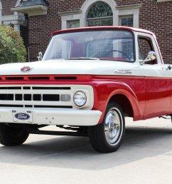 1961 ford f100 pickup [ 1200 x 800 Pixel ]