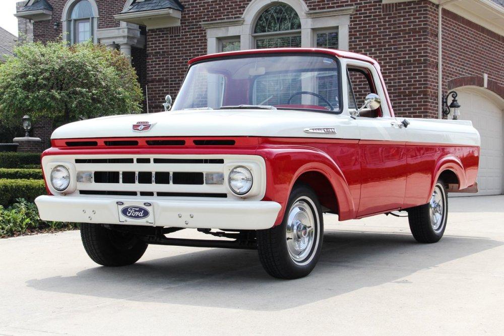 medium resolution of 1961 ford f100 pickup