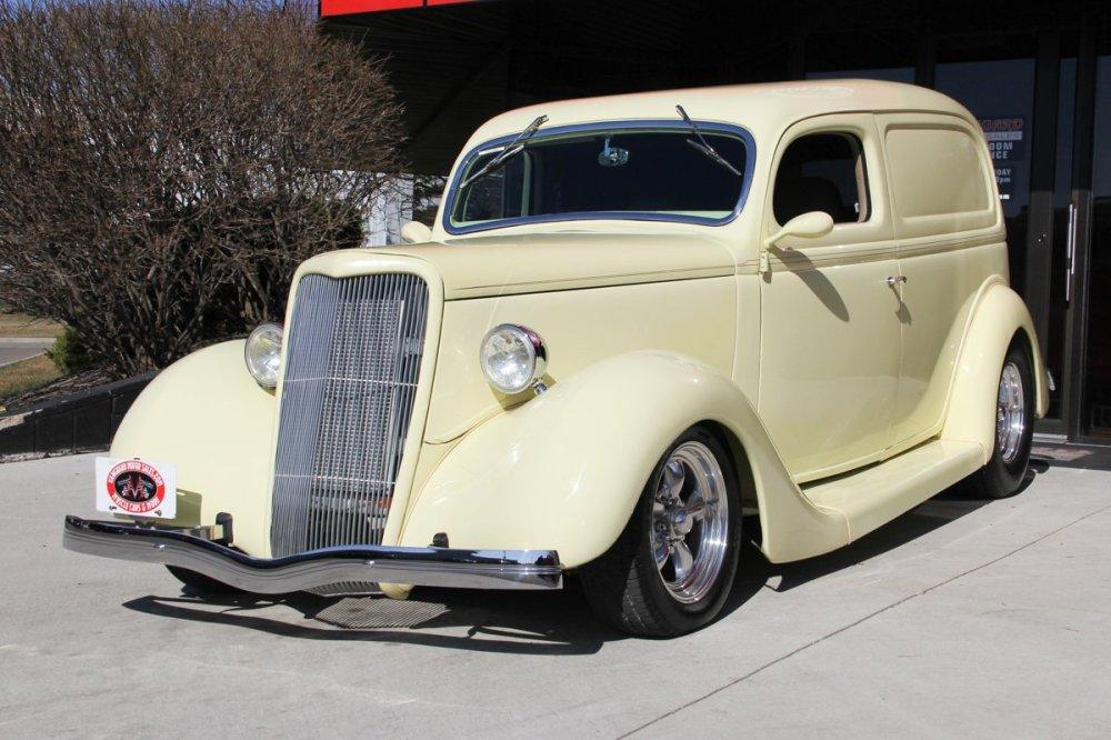 medium resolution of 1935 ford sedan delivery