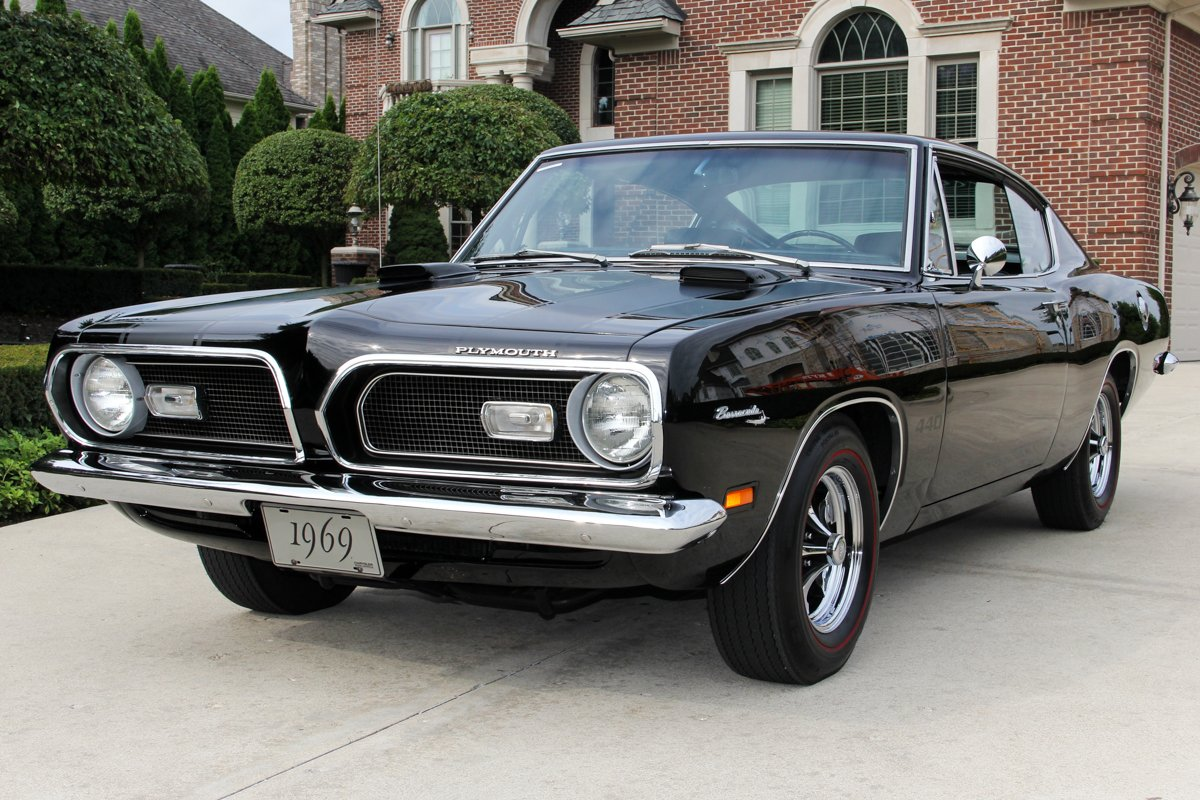 hight resolution of 69 barracuda distributor wiring wiring diagram forward 1969 plymouth barracuda classic cars for sale michigan muscle