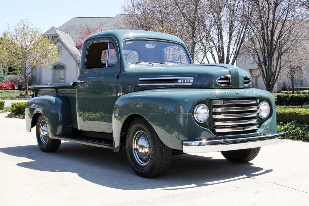 medium resolution of 1948 ford f1 pickup