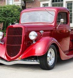 1935 ford pickup street rod [ 1200 x 800 Pixel ]