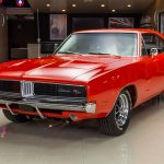 1969 Dodge Charger Classic Cars For Sale Michigan Muscle Old Cars Vanguard Motor Sales