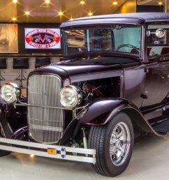 1930 ford model a tudor sedan street rod [ 1200 x 800 Pixel ]