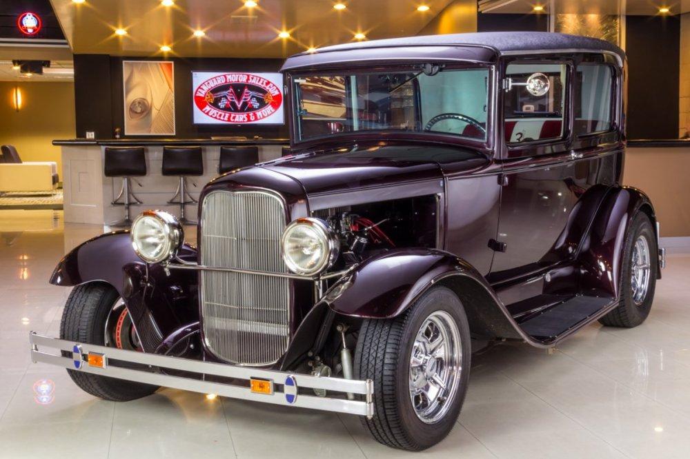 medium resolution of 1930 ford model a tudor sedan street rod
