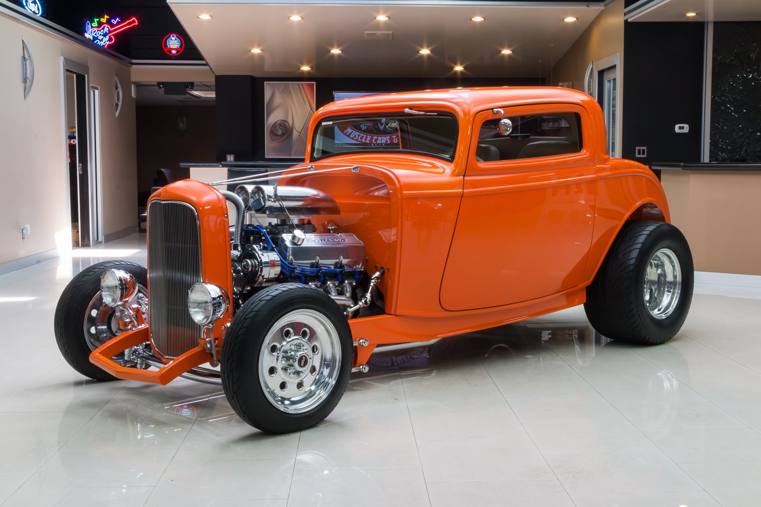 hight resolution of 1932 ford 3 window coupe street rod
