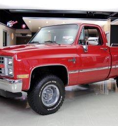 1985 chevrolet silverado 4x4 pickup [ 1200 x 800 Pixel ]