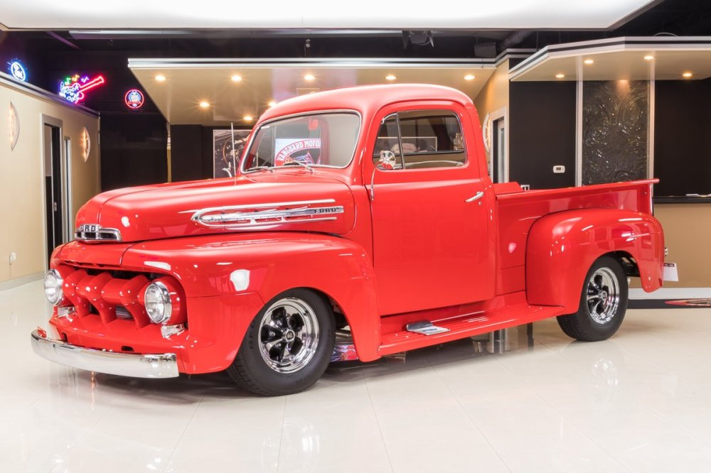 medium resolution of 1951 ford f1 pickup