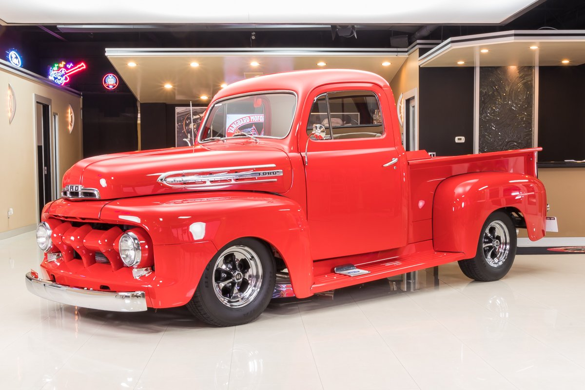 hight resolution of 1951 ford f1 pickup